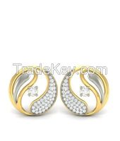 The Perla Diamond Earrings