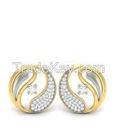 The Perla Diamond Earrings