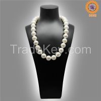 wholesale fashion multi-color south sea shell pearl rings