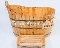 Outlet wooden basic of spa/bath/massage