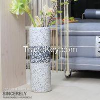 modern style exquisite elegant  floor Ceramic Decorative Vase for Wholesale