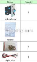 Multi Coin Acceptor