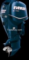 Buy Used Evinrude E Tec 250 HP 250 HP Boat Outboard Motor Engine