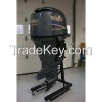 Buy Used Yamaha 200 hp 200hp Outboard Motor Engine