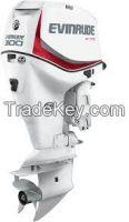 Buy Used Evinrude E Tec 300 HP 300 HP Boat Outboard Motor Engine