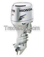 Used Honda 115 hp 115hp Outboard Motor Engine