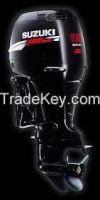 Used Suzuki Df 115 Atl Hp Four Stroke Outboard Boat Motor Engine Long