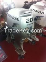 Used Honda 20 hp 20hp Outboard Motor Engine