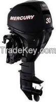 Used Mercury Mariner F 30 Ml Efi Hp 4 Stroke Outboard Engine Motor Manual