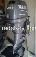 Used Honda 60 hp 60hp Outboard Motor Engine