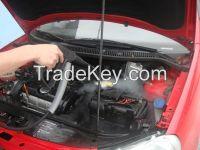 12KW car wash equipment hot steam carwash machines with CE