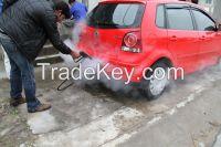 JNX-DS non-boiler diesel steam carwash machine with CE