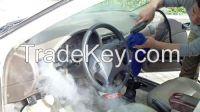 JNX-4 Portable mobile vacuum steam car washer carwash machine