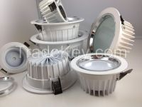 CE RoHS Certificated COB led down lights 3w 5w 9w 12w 15w 18w
