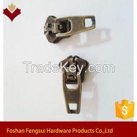 Custom design metal accessories puller for zipper