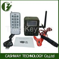 Good quality 50w electronic bird caller sound mp3, hunting bird caller with power-off memory timer and timer on / off