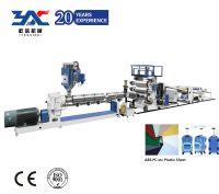 ABS one line Plastic Sheet luggage making  Machine