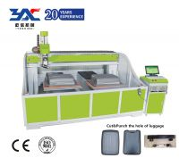 5 axis Cutting and Hole Puncher Machine