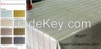 Deluxe Brushed metallic table cloth with good feedback from our customers