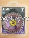 ANDER DIAMOND CUP WHEELS