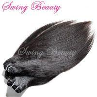 Finnest Quality 100% Virgin Human Hair Weaving Weft