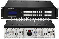 VISSONIC 0808 Seamless Modular Matrix Switcher