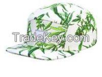 OEM 2015 high quality 5 panel hats custom straps