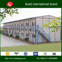 Steel frame prefabricated house or prefab house prices