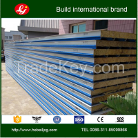 soundproof rock wool sandwich panel