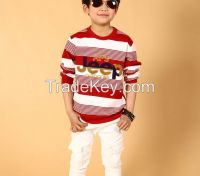 wholesale kids clothing printed kids t shirt