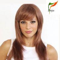 European Long Ladies Wig