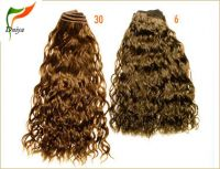 Human Hair Weave Extension