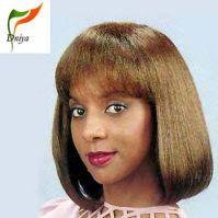 African Black Wig
