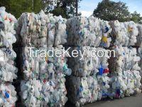 HDPE milk bottle scrap, 40% Discount