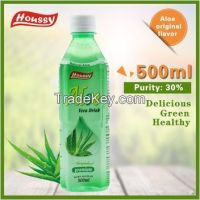 Aloe Leaf HACCP Juice with Puree Pulps