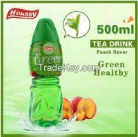 Iced Good Taste Peach Bluberry Lemon Green Tea Chinese Tea
