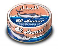 Whole tuna in Virgin Olive Oil 160 gram