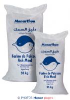 Fish Meal 25 et 50 kg