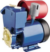 Automatic self-priming water pump