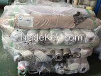 ALL Made in TAIWAN.Stock Fabric, include stretch fabric for clothes and polyester