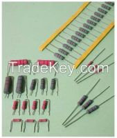 METAL OXIDE FILM RESISTOR 2 Watt From C.C.O