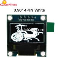 "0.96"" OLED Display 128*64px white color"