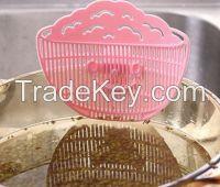 1pc schone rijst rijst wassen zeef handleiding keuken koken tools nut niet schadelijk zijn voor de hand wassen apparaat rijst koken gereedschap