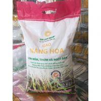 Long grain export rice originated from Vietnam