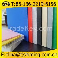 corrugated plastic sheet/box