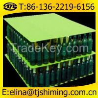 1200x1000mmPP Layer Pad, Layer Pads, Plastic Layer Pads, 3mm Corrugated Plastic Layer Pads,