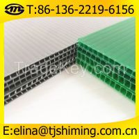 pp hollow sheet, pp hollow corrugated sheet, pp plastic hollow sheet