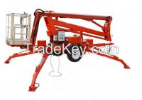 cherry picker aerial platform