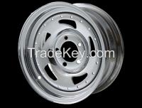 Hanvos Iron Steel trailer wheels for America market