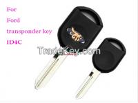 Auto transponder key ID4C for Ford